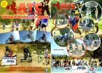 Pack moto et Paintball